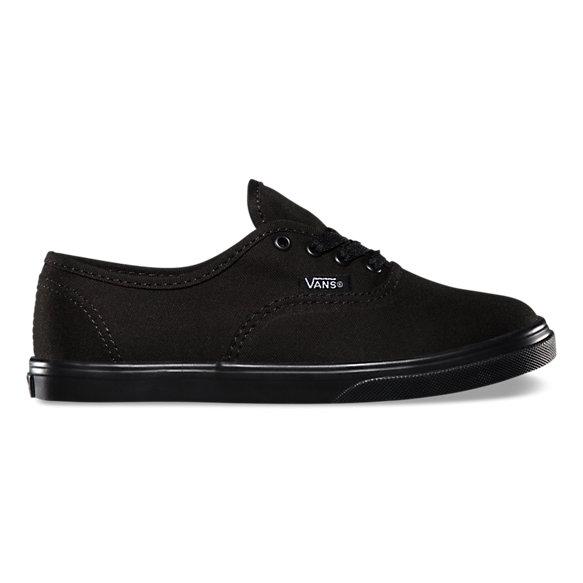 Vans For Girls Black