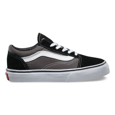 Vans Shoes Kids Old Skool (blk/pewter)