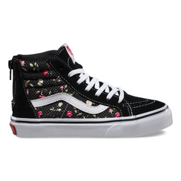Girl S Shoes Shop Cute Shoes For Girls At Vans 174 Kids