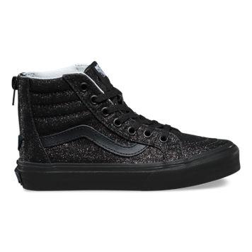Vans All Black For Girls