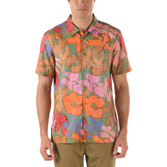 Joel Tudor Admiral Buttondown Shirt