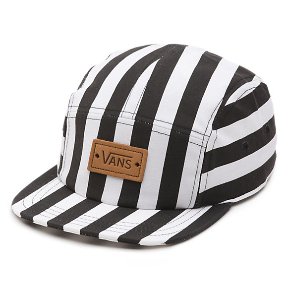 Willa Stripe Camper Hat