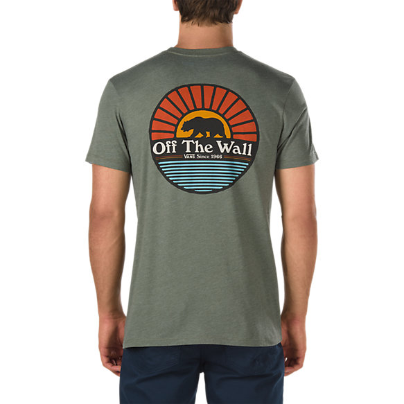 Grizzly Sun Pocket T Shirt Vans Ca Store