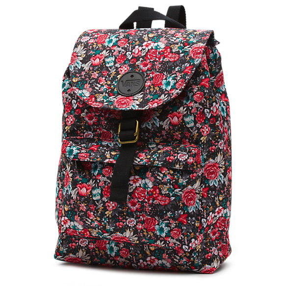 Multi Floral Nova Backpack