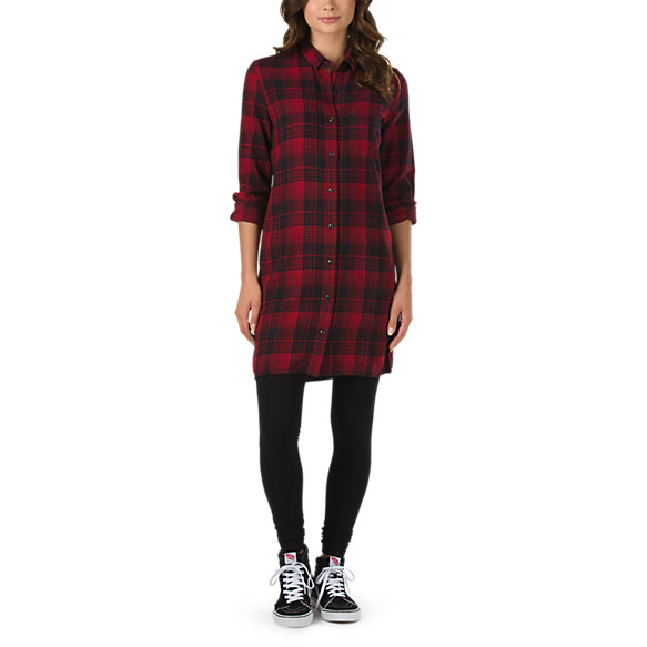 Brigade Flannel Dress