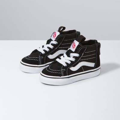 Toddlers Sk8 Hi Zip Shop Toddler Shoes At Vans
