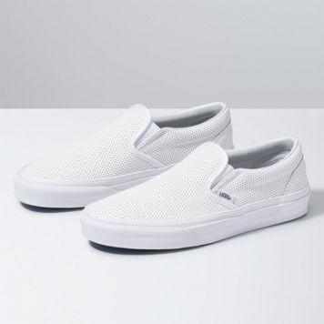 Vans For Women White