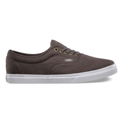 9ab636d06f Vans Geo Suiting Lpe (charcoal Twill)