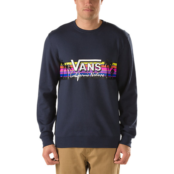 Cali Native Crew Fleece