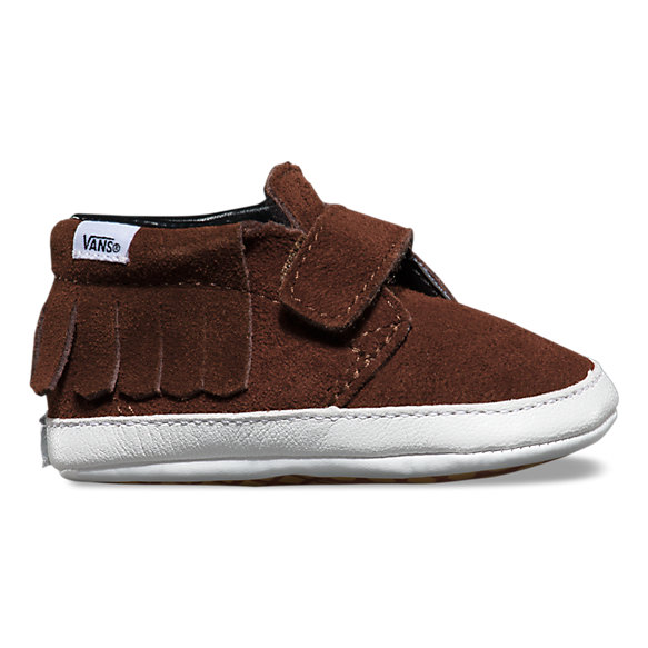 Infant Suede Chukka V Moc Crib
