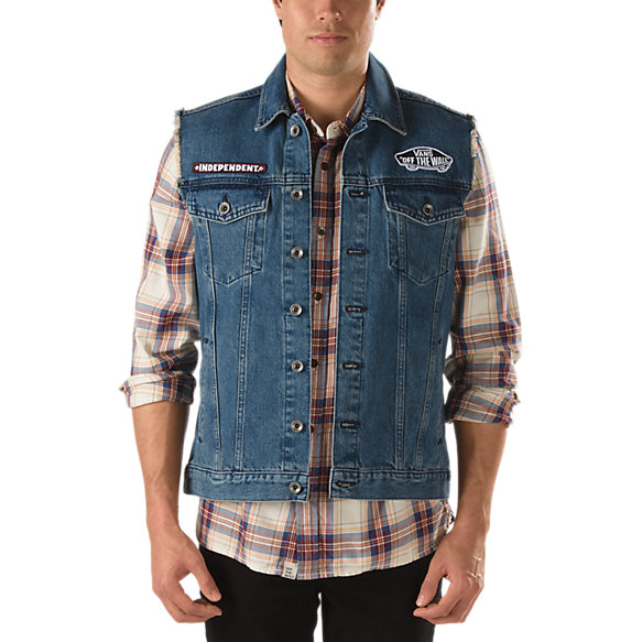 Vans x Independent Denim Vest