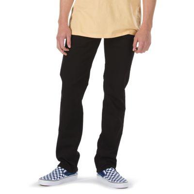 Vans V16 Overdye Black Slim Jean (Overdye Black)