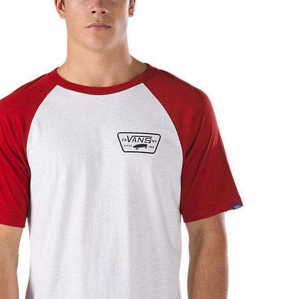 Full Patch Ss Raglan T Shirt Shop At Vans