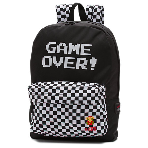 Nintendo GAME OVER Backpack