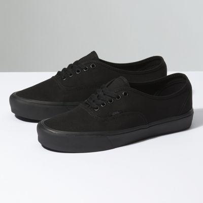 Vans Canvas Authentic Lite (black/black)