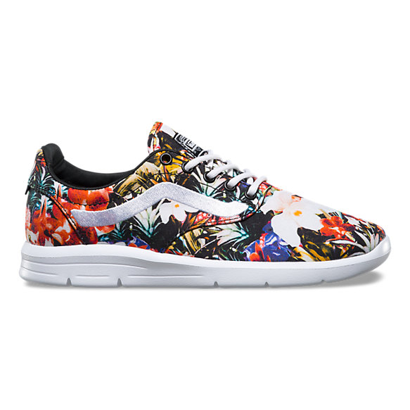 Cuban Floral Iso 1.5 | Shop Womens Shoes At Vans