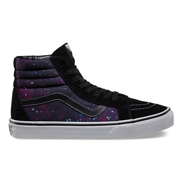 high top galaxy vans