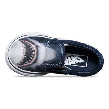 Toddlers Digi Shark Slip-On