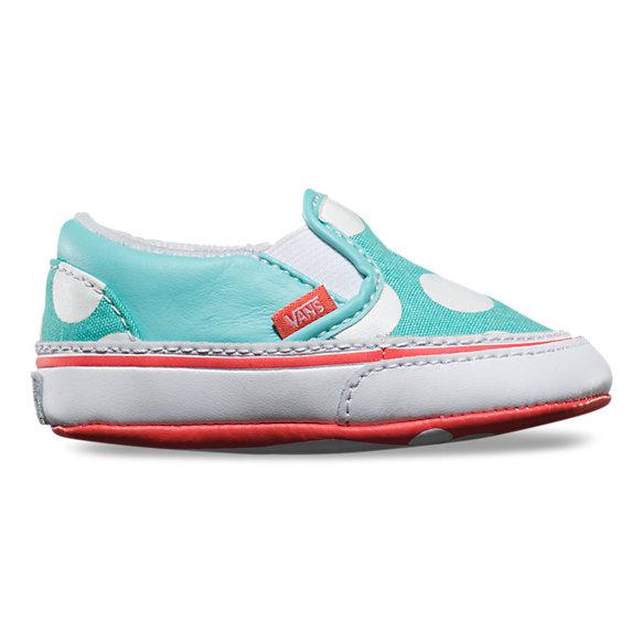 Infant Polka Dots Slip-On | Shop Baby Shoes at Vans
