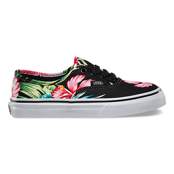 Hawaiian Shoes Vans