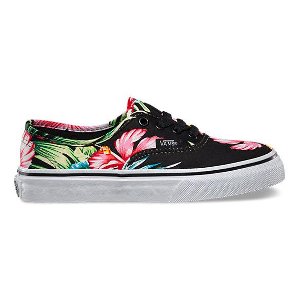 Kids Hawaiian Floral Authentic | Shop Kids Shoes At Vans