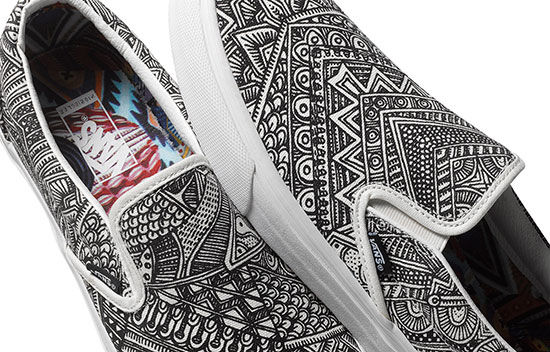 White Vans Drawings a Vans Authentic And Classic