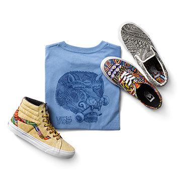 vans clothing canada