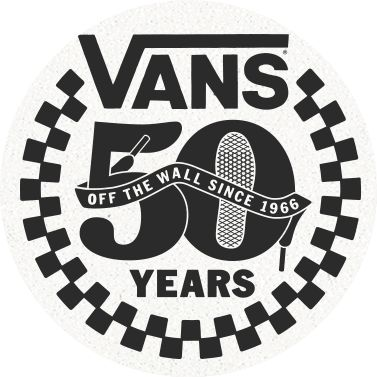 vans off the wall history chart