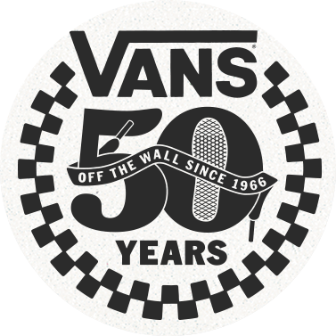 Vans 50 Years (Off The Wall Since 1966)