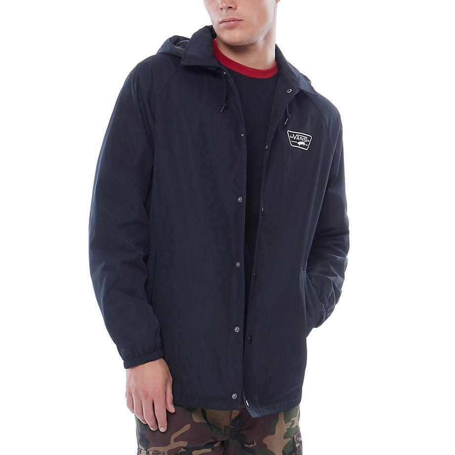 Vans Torrey Hooded Mte Jacket (black) Men Black ff1c770a7d