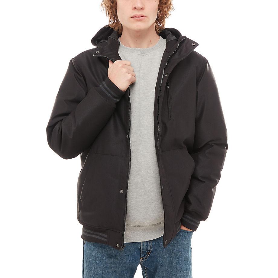 Vans Fieldbrook Mte Jacket (black black) Men Black 02c6ca36c5