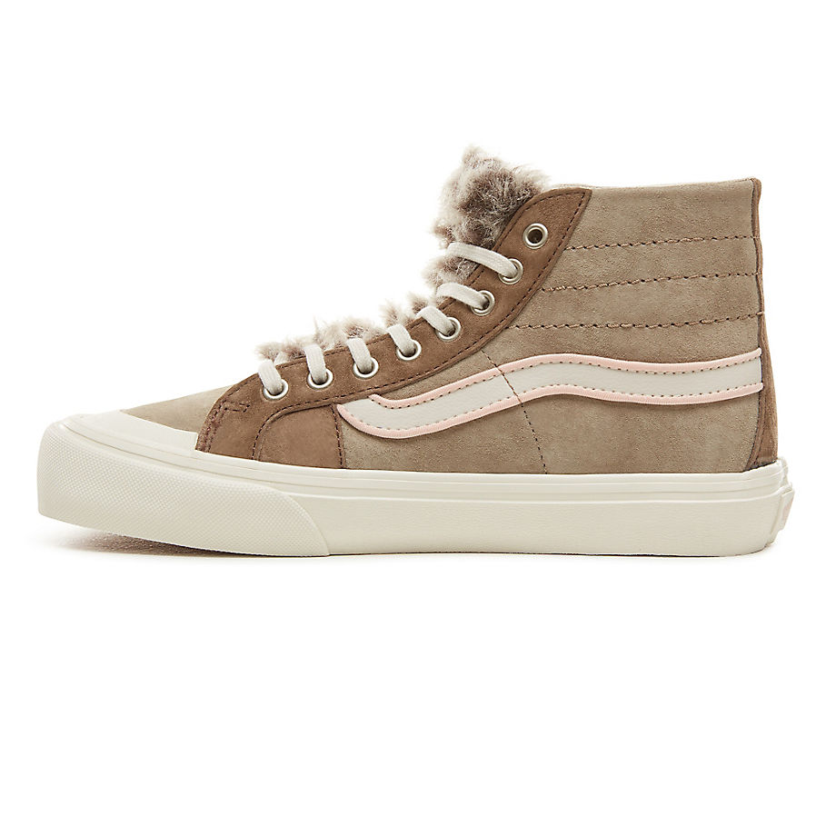 Vans Wolf Pack Sk8 hi 138 Decon Sf Schuhe ((wolf Pack