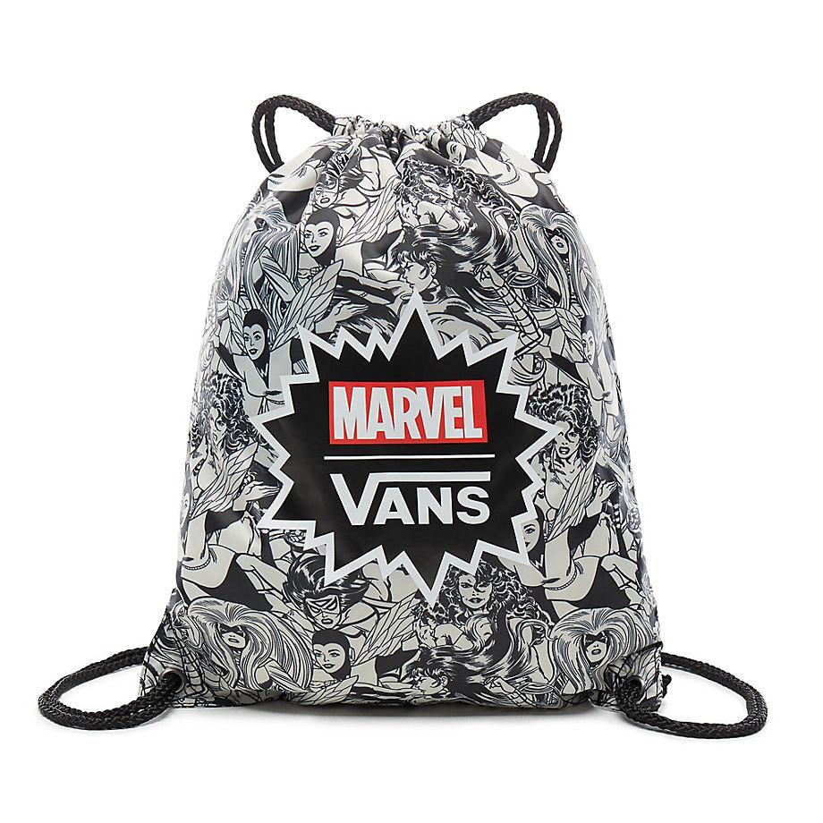 2e9b46ff04 Vans X Marvel Benched Bag (black) Women Multicolour