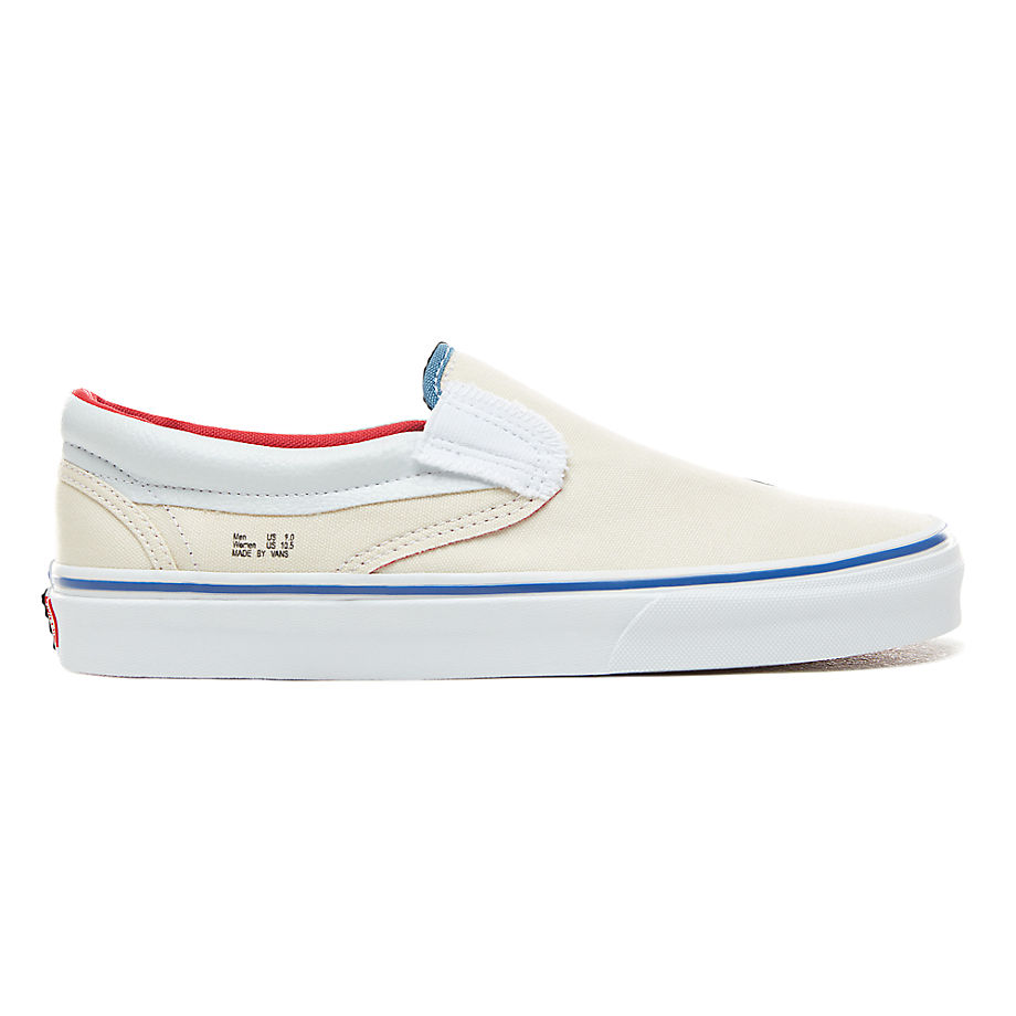 Vans Outside In Classic Slip on Schuhe ((outside In) Natural