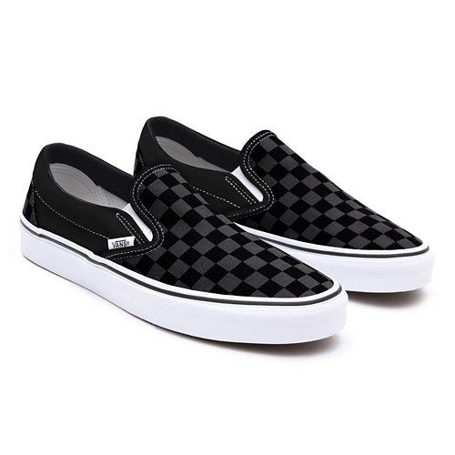 Customs+Checkerboard+Slip-On