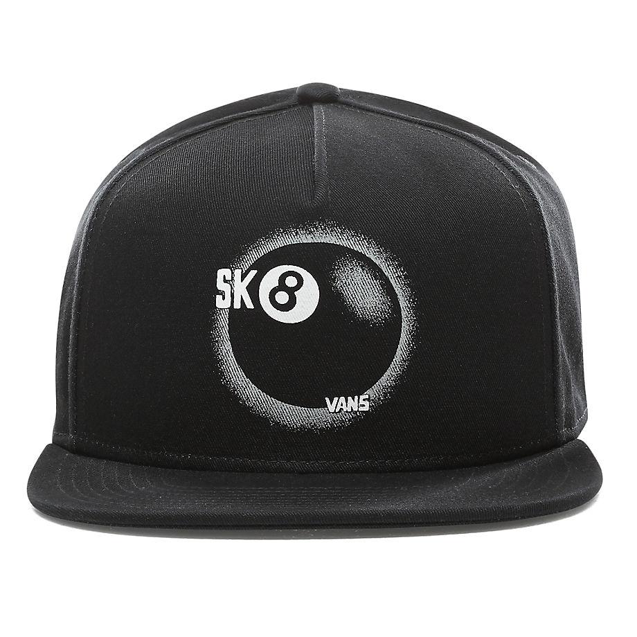 aee8478d2e02d Vans Bragg Snapback Hat (black) Men Black