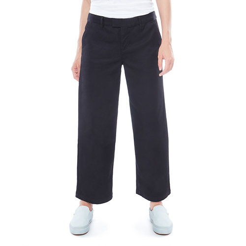 Authentic+Wide+Leg+Trousers