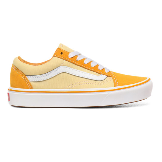 Suede and Textile ComfyCush Old Skool Shoes | Vans