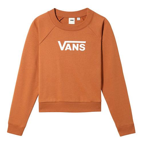 Flying+V+Boxy+Crew+Sweater