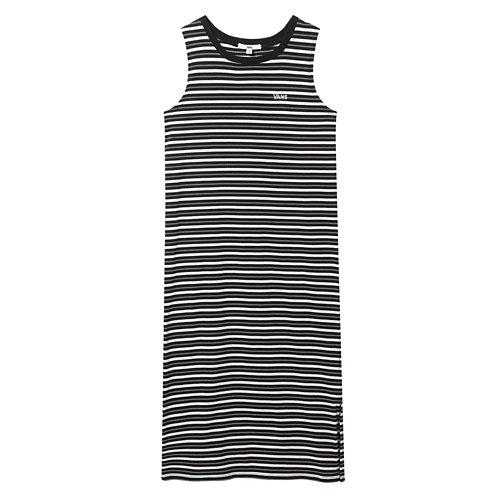 Mini+Check+Midi+Dress
