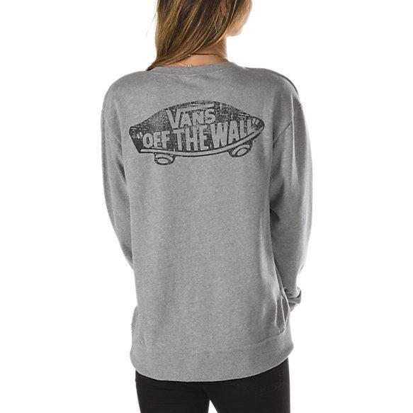 fa24f5b60c Authentic Skateboard Logo Crew Sweatshirt