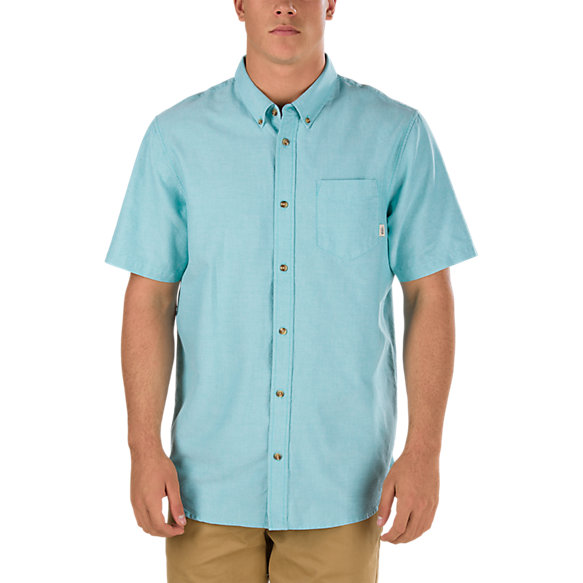 Houser SS Buttondown Shirt | Shop At Vans
