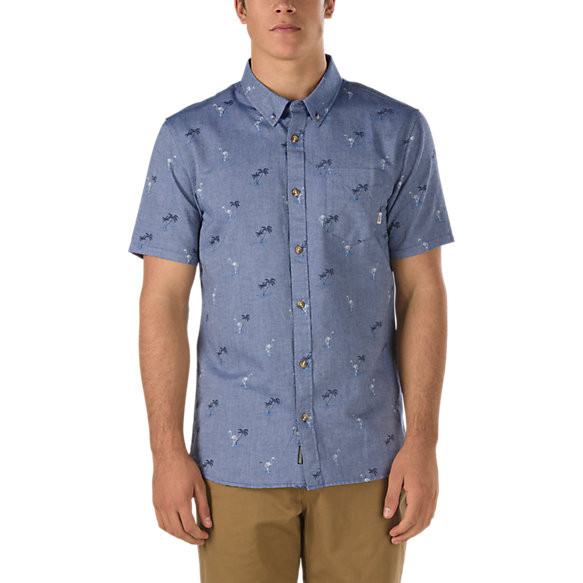 Houser SS Buttondown Shirt