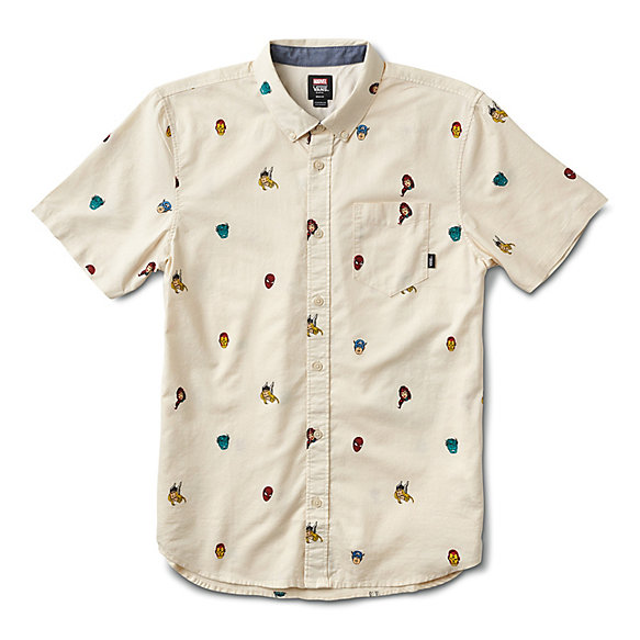 Vans x Marvel Houser SS Buttondown Shirt
