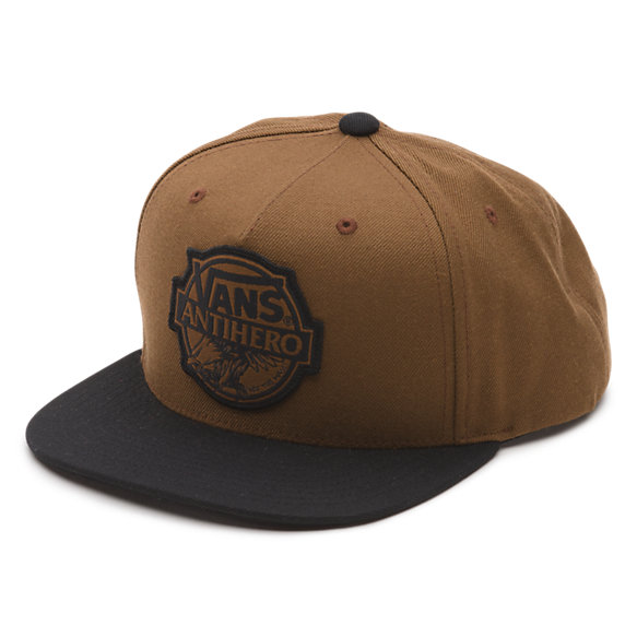 187d9963 Vans x Antihero Snapback Hat | Shop Mens Hats At Vans