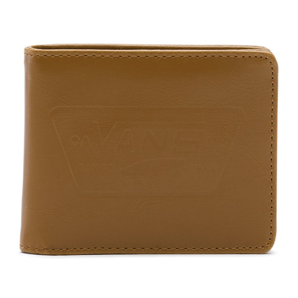 Full Patch Bifold Wallet