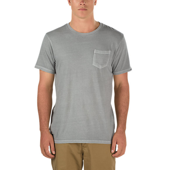 Washed Everyday Pocket T Shirt