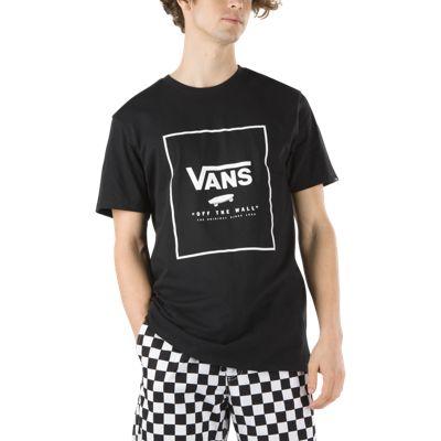 print box t shirt shop mens tees at vans