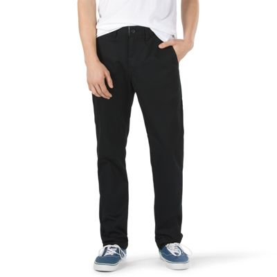 Vans Authentic Chino Stretch Pant (Black)