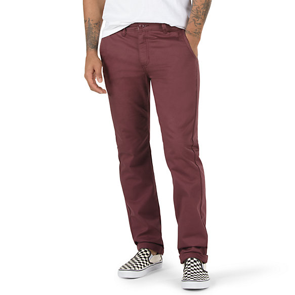 Authentic Chino Stretch Pant